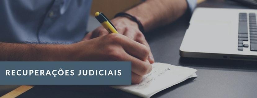 Recuperações Judiciais - Von Saltiél